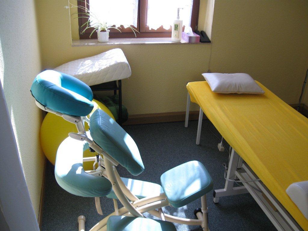 Kleiner Behandlungsraum